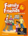 Family and Friends 4: Classbook and MultiROM Pack
