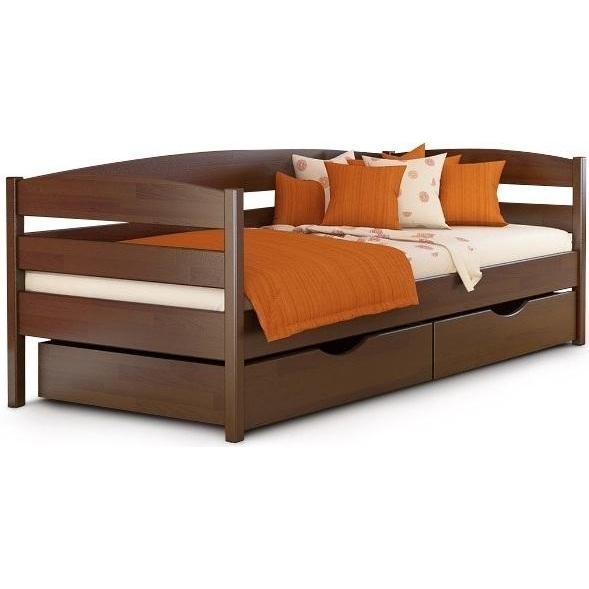 Кровать своими руками из мебельных щитов