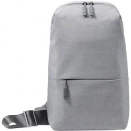 e28df3e98f82 купить Xiaomi Mi multi-functional urban leisure chest Pack / light grey