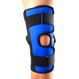 Ортез на коленный сустав с шарниром артроскопия в вологде коленного сустава