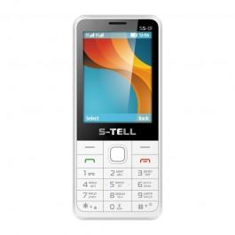 90a9f3a4f1e0f S-TELL S5-01 White купить в интернет-магазине: цены на мобильный ...