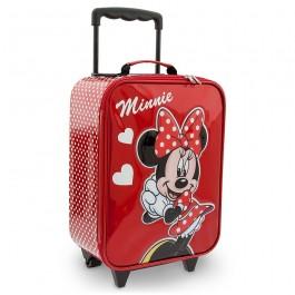 da0c0a2e6303 Disney Чемодан Минни Маус красный (1050408) купить в интернет ...