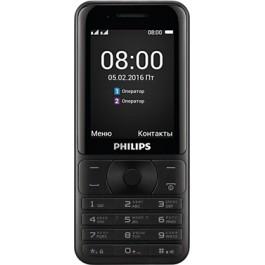 bb064c58e6cf7 Philips Xenium E181 (Black) купить в интернет-магазине: цены на ...
