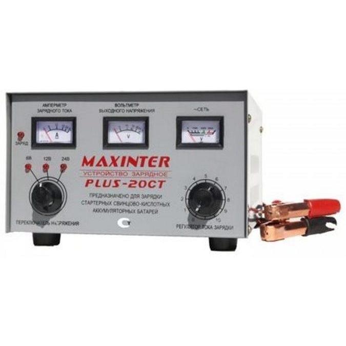 Maxinter plus 10a инструкция