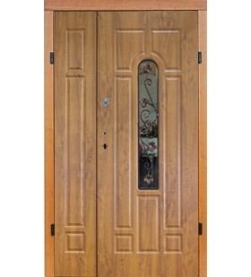 двери входные металлические 1200 мм