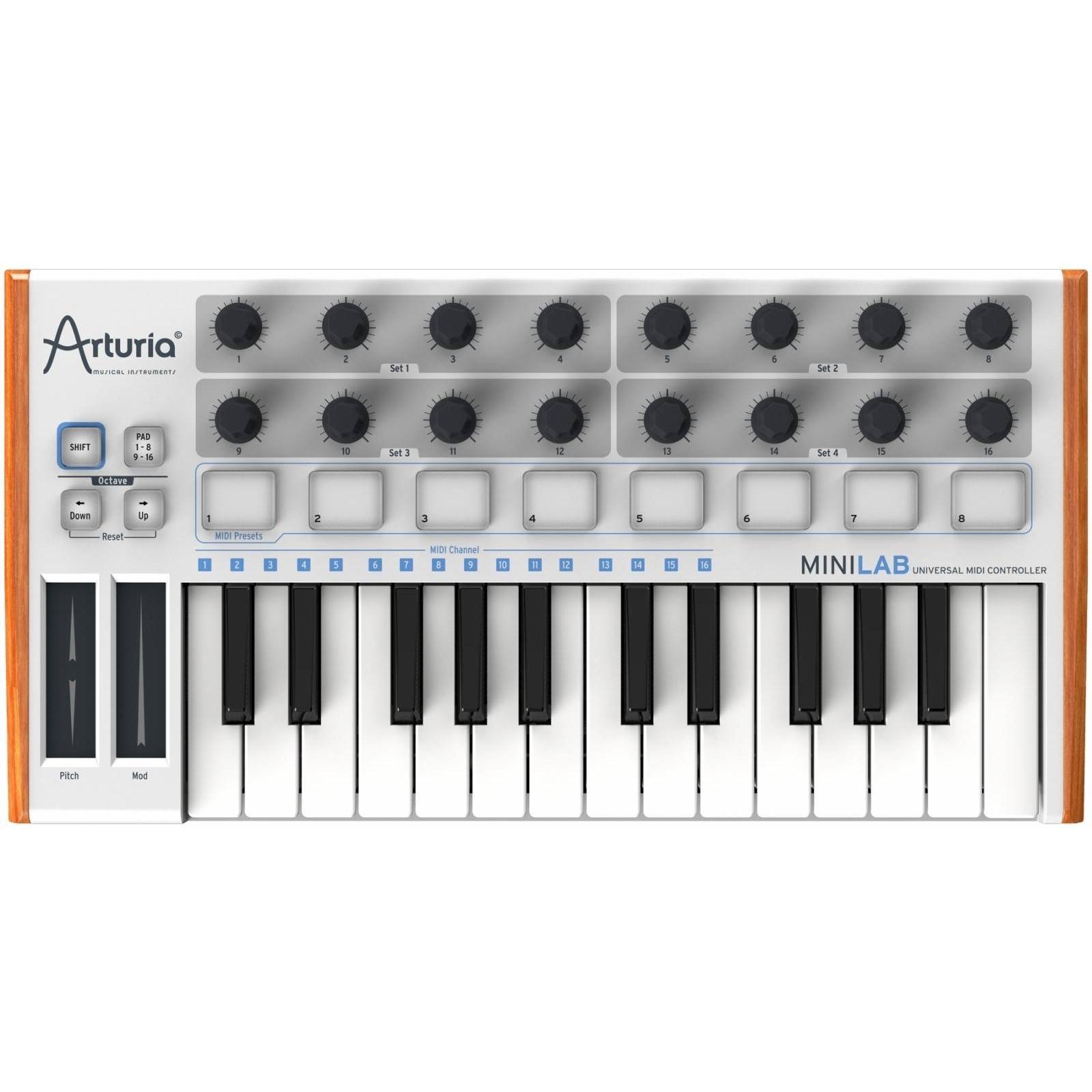 Программы Для Midi Клавиатуры