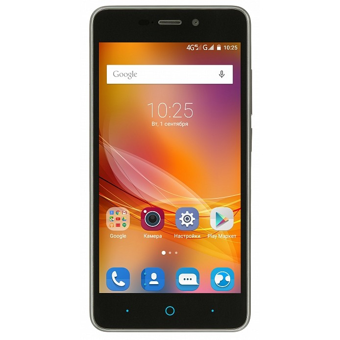 the Tuff-Luv zte blade l110 black out