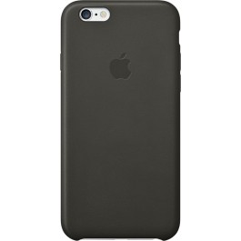 iphone 6 leather case black