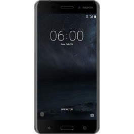 42f3396dd3d36 Nokia 6 32GB Black (11PLEB01A15) купить в интернет-магазине: цены на ...