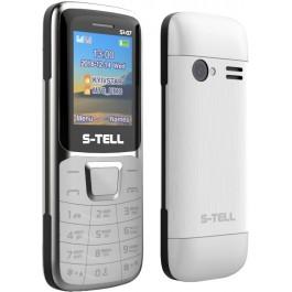 4fc7796a54e8d S-TELL S1-07 White купить в интернет-магазине: цены на мобильный ...