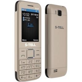 9bf701519d742 S-TELL S3-07 Gold купить в интернет-магазине: цены на мобильный ...
