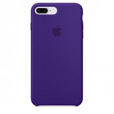 iPhone 8 Plus Silicone Case - Ultra Violet (MQH42)