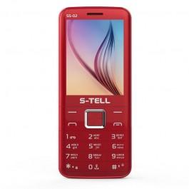 6b23ae6cfcb41 S-TELL S5-02 Red купить в интернет-магазине: цены на мобильный ...