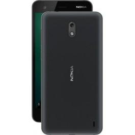 122653f8f6e5e Nokia 2 Dual Sim Matte Black (11E1MB01A03) купить в интернет ...