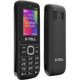 664263c4b7712 S-TELL S1-08 Black купить в интернет-магазине: цены на мобильный ...
