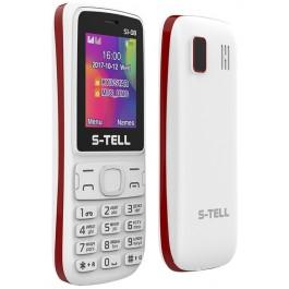 593196ce38152 S-TELL S1-08 White red купить в интернет-магазине: цены на мобильный ...