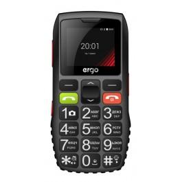 2af19e004cb7d ERGO F184 Dual Sim Black купить в интернет-магазине: цены на ...