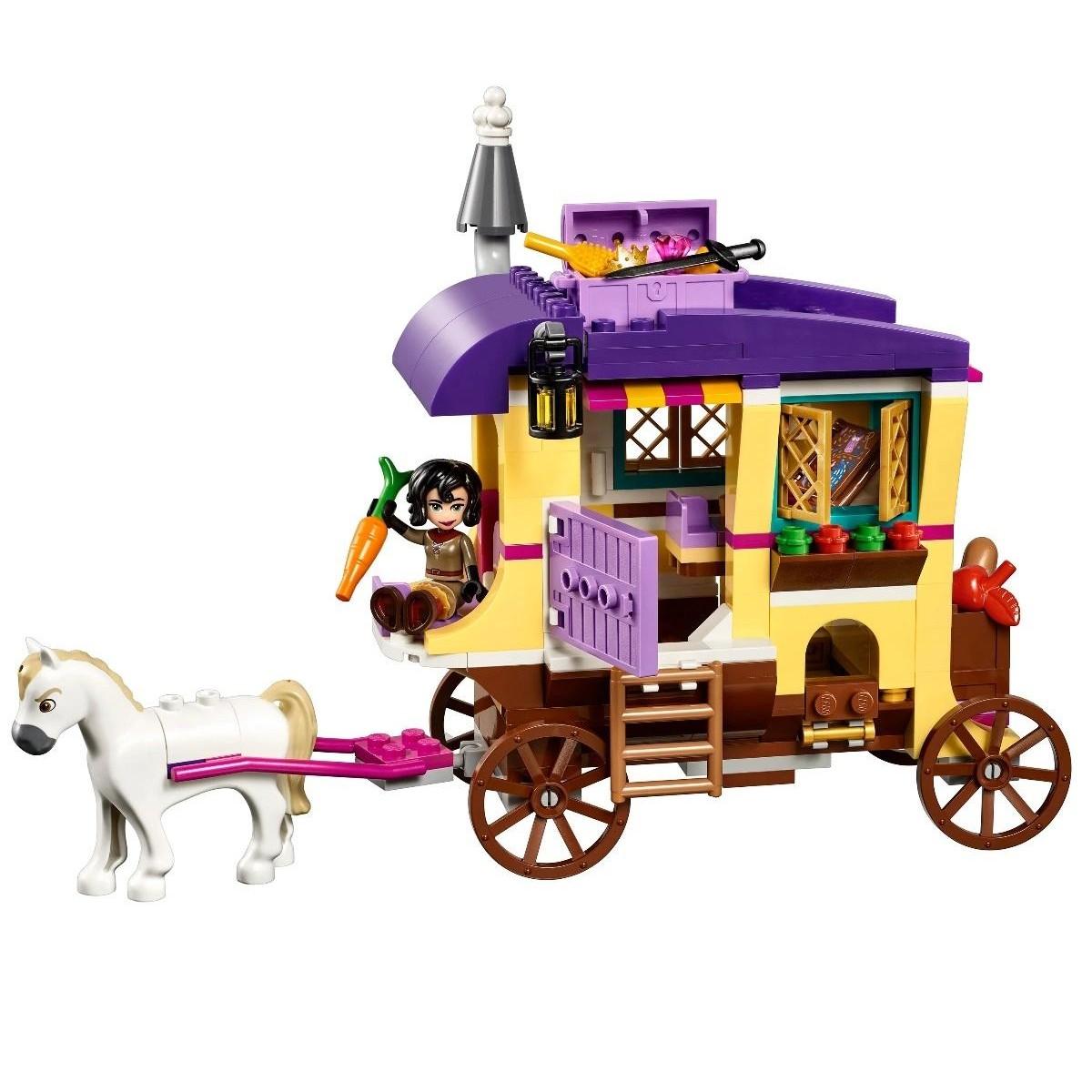 LEGO Disney Princess Экипаж Рапунцель (41157) купить в интернет ...