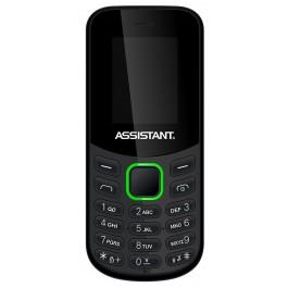 c0872362451eb Assistant AS-101 Dual Sim Black купить в интернет-магазине: цены на ...