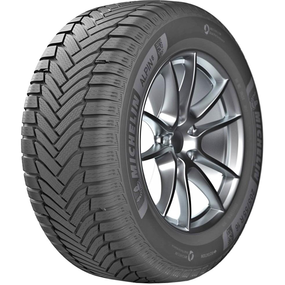 Michelin Alpin 6 (205/55R16 91H) купить в интернет-магазине: цены ...