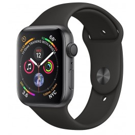 Apple Watch Series 4 GPS 40mm Gray Alum. w. Black Sport b. Gray f9d0ca3ef5961
