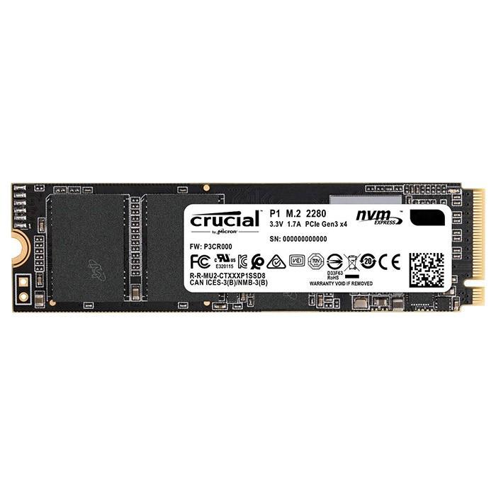 P1 500 GB (CT500P1SSD8)
