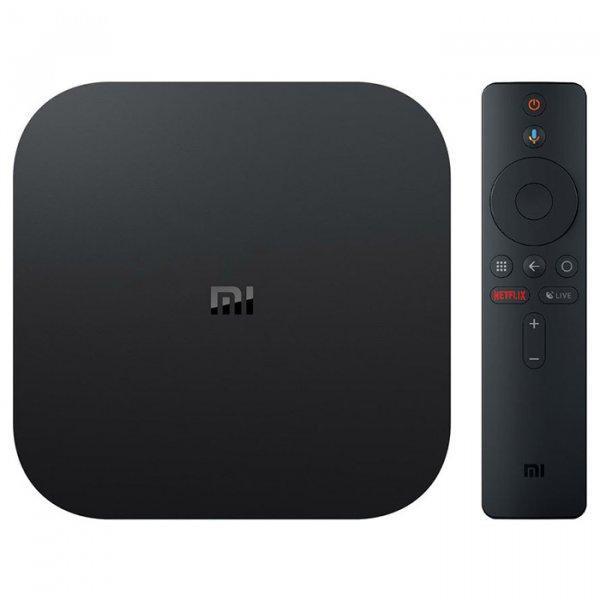 Global version Original  Xiaomi Mi TV Box S 4K HDR Android TV 8.1 2GB RAM 8Gb
