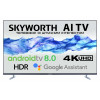 Обзор телевизора Skyworth 43Q3 AI