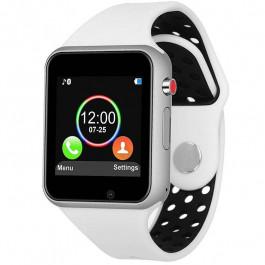 feeff65bded56 UWatch Smartwatch M3 Grey купить в интернет-магазине: цены на смарт ...