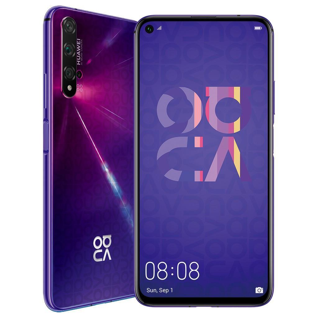 Huawei nova 5t характеристики цена цвет cosmo