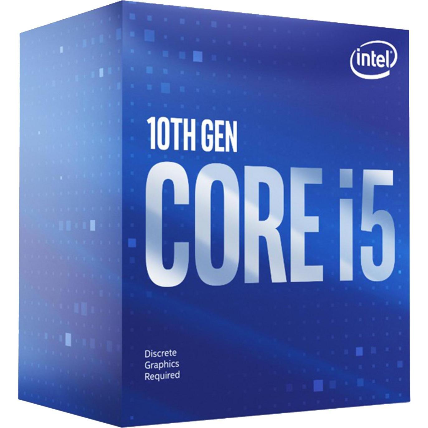 Core i5-10400F (BX8070110400F)