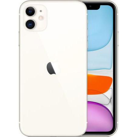 Apple iPhone 11 128GB White (MWLF2) купить в интернет-магазине: цены на смартфон  Apple iPhone 11 128GB White (MWLF2) - отзывы и обзоры, фото и  характеристики. Сравнить предложения в Украине: Киев, Харьков, Одесса,