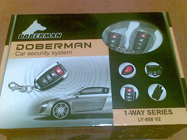 Doberman LY-958 v2. 2