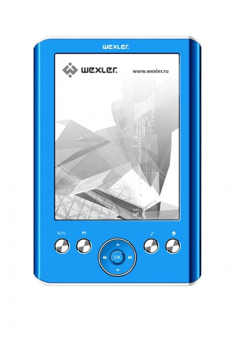 Электронная книга Wexler Book E5001