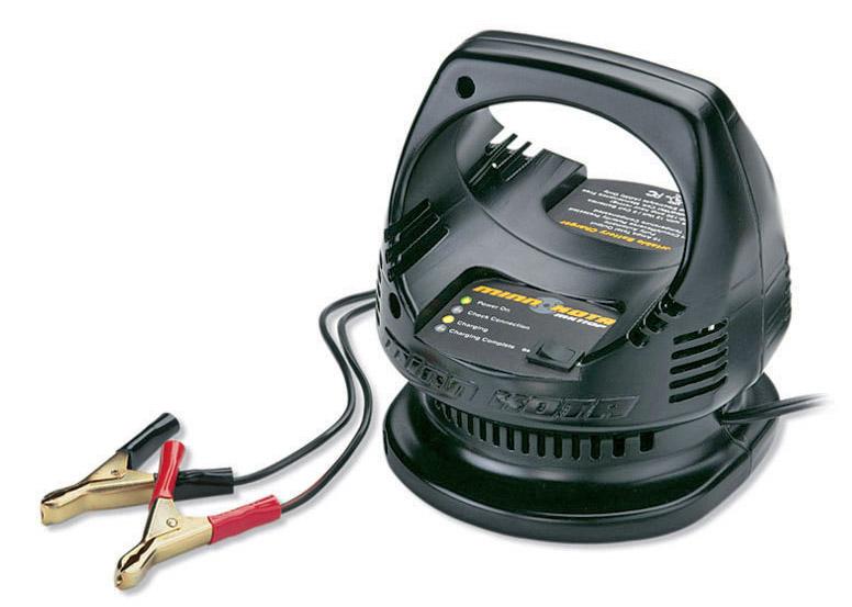 МК 110 Р - компактное зарядное устройство, предназначенное для полной ускоренной восстановительной.