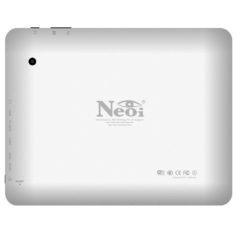 инструкция к планшету Neoi 697 на русском языке - фото 6