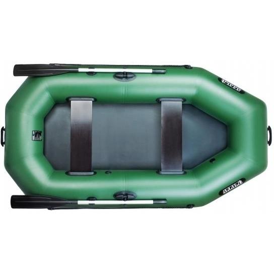 надувная лодка ладья ло-270-стб