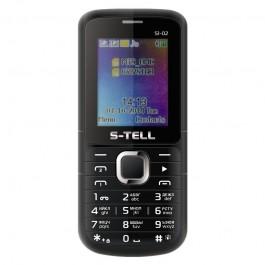 92fae4676a975 S-TELL S1-02 (Black) купить в интернет-магазине: цены на мобильный ...