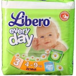 d7ebe2f76233 Libero Everyday Midi 3 (22 шт.) купить в интернет-магазине – цены ...