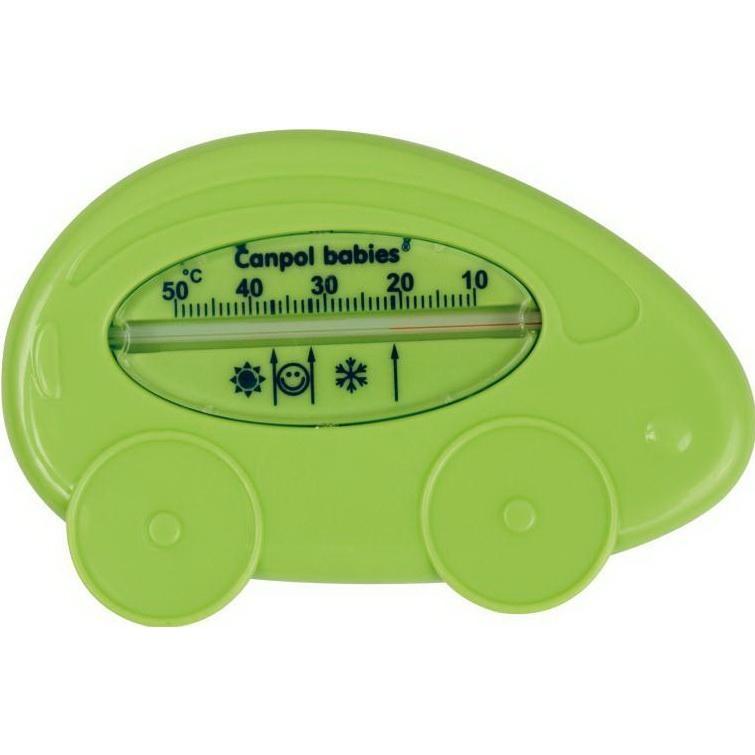 Термометр Canpol Babies Уточка 2/781 Yellow