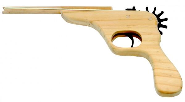 Детское ружьё из дерева