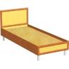 Кровать односпальная 20