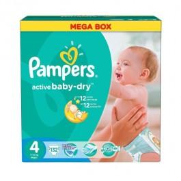 Pampers Active Baby-Dry Maxi 4 (132 шт.)   Сравни цены на Hotline.ua ... 4da7da13fa7