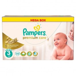 f0bbef72179a Pampers Premium Care Midi 3 (120 шт.)   Сравни цены на Hotline.ua ...