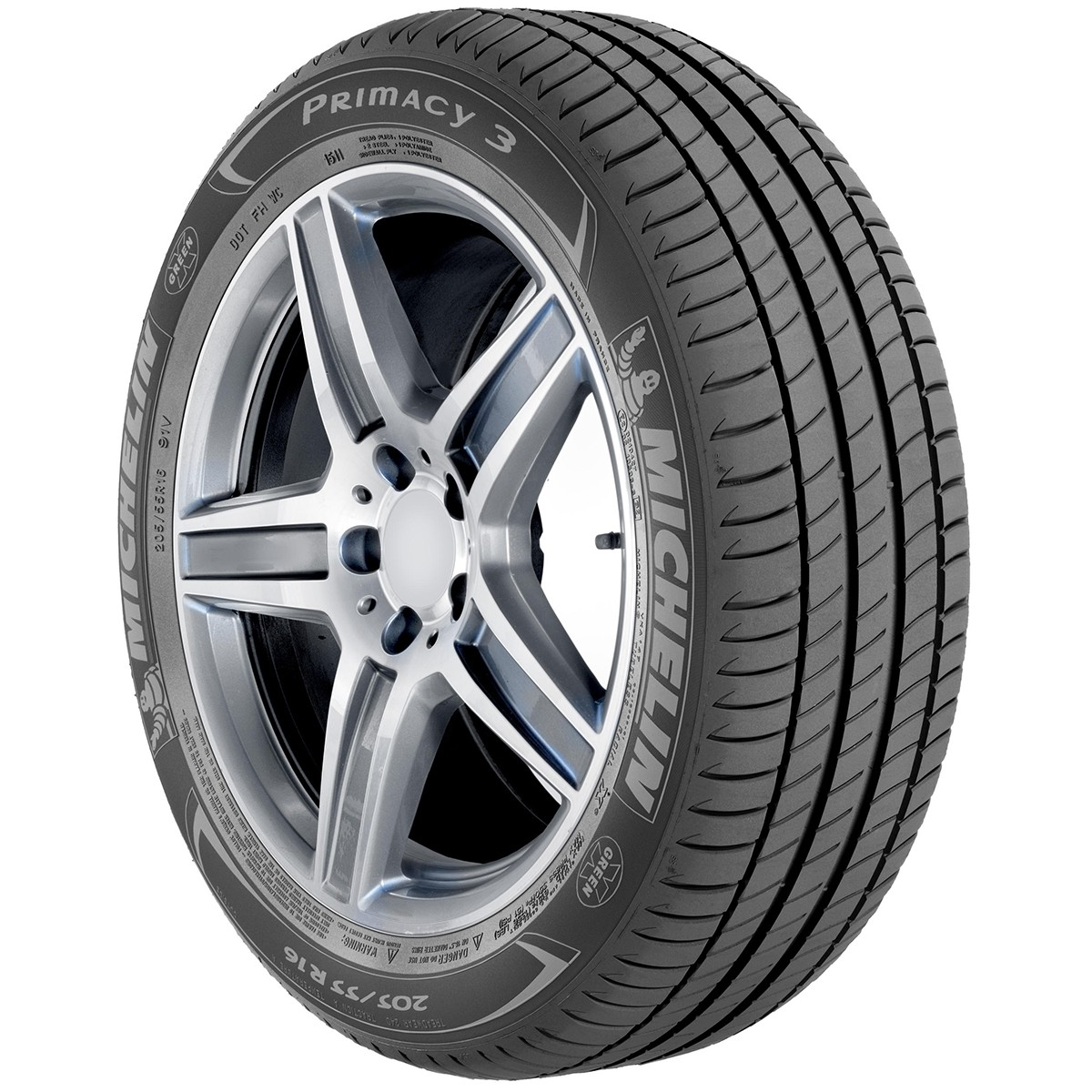 205/55 R16 [91] V PRIMACY 3 zp - MICHELIN