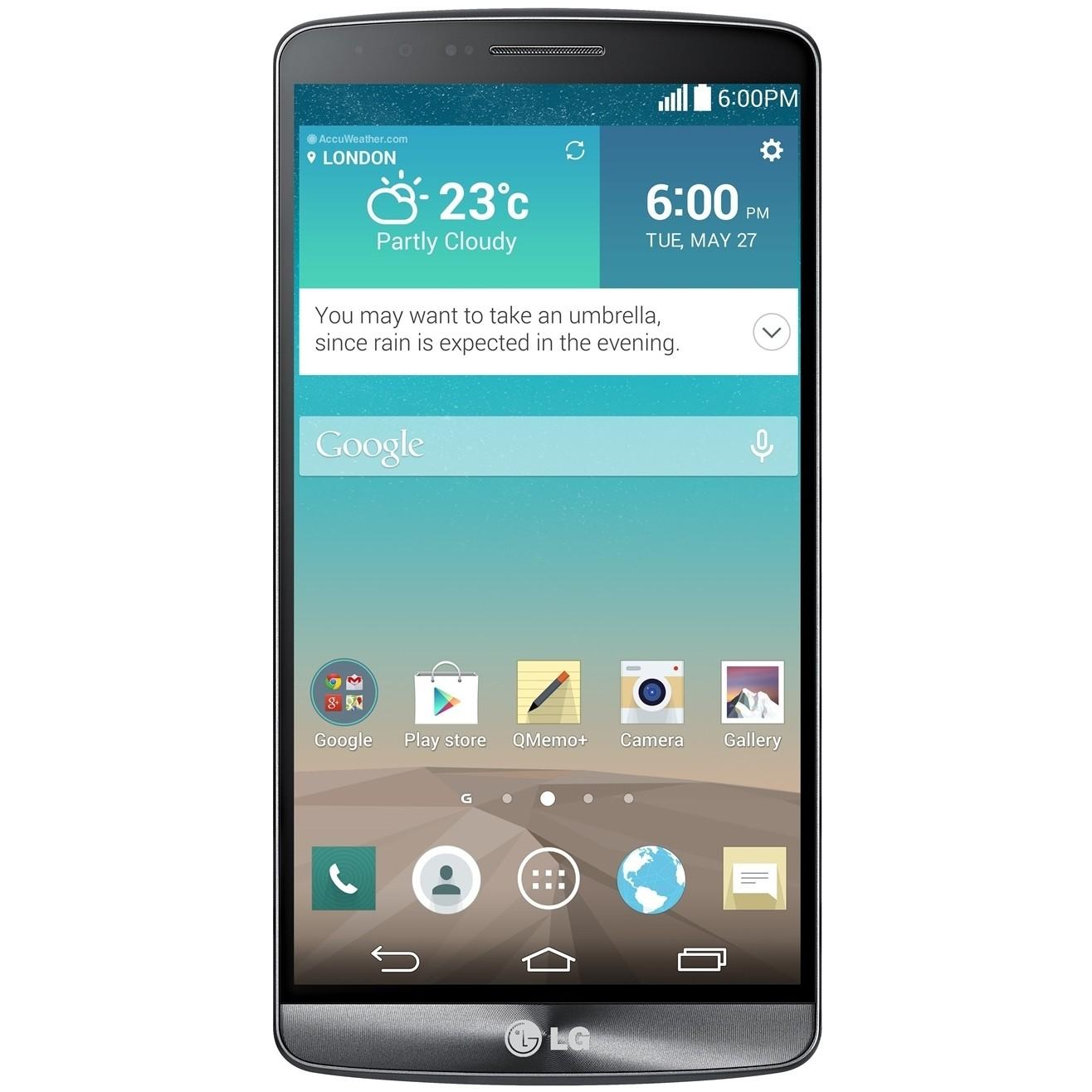 2942609957201 LG D855 G3 16GB (Metallic Black) купить в интернет-магазине: цены на  смартфон LG D855 G3 16GB (Metallic Black) - отзывы и обзоры, фото и  характеристики.