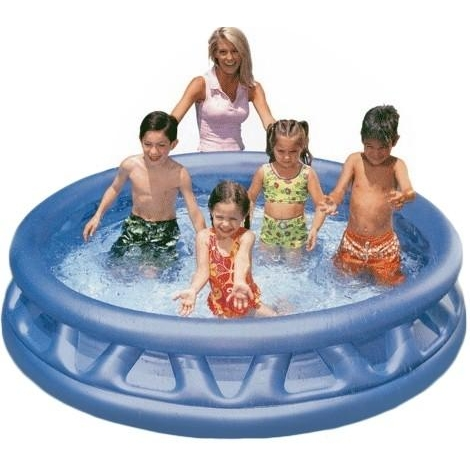 Гигантские надувные единорог бассейне плавает 108 /275