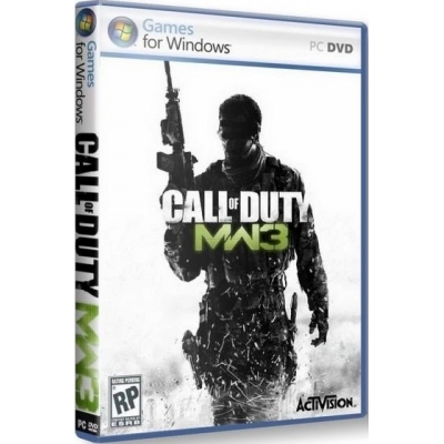 Скачать Crack для Call of Duty: Modern Warfare 3 (2011) RUS. Создание сайт