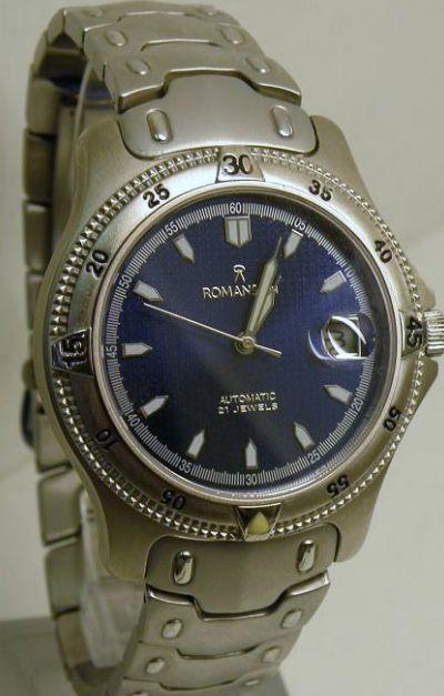 Магазин storm часы - Продажа мужских часов romanson
