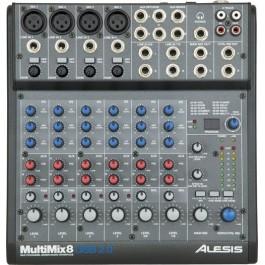 ALESIS MULTIMIX 8 USB FX WINDOWS 10 DRIVER